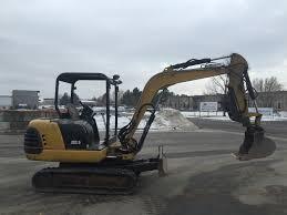 cat mini excavator utah nevada idaho dogface equipment