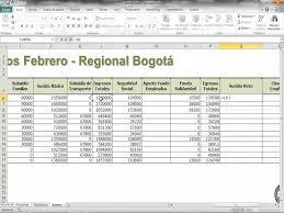 como calcular el sueldo neto mexico 2016 sueldo neto excel youtube