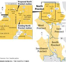 seattle map greenwood mayor does about holds up precinct station plan
