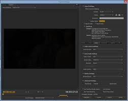 export adobe premiere best quality awful audio in video post render premiere pro cc video