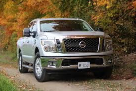 nissan truck titan 2017 nissan titan vs titan xd review autoguide com news