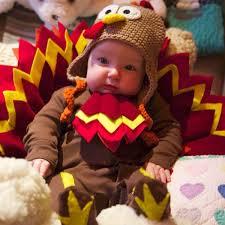 baby turkey thanksgiving jimmy fallon s winnie is an adorable turkey thanksgiving