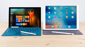 surface pro vs ipad pro tech advisor