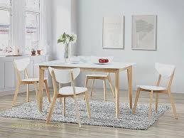 chaise cuir blanc chaise cuir blanc 50 fra che canape cuir et chaise de table a manger