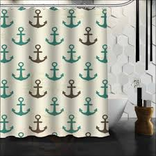 Designer Shower Curtain Hooks Bathroom Extra Long Cotton Shower Curtain Shower Curtain Hooks
