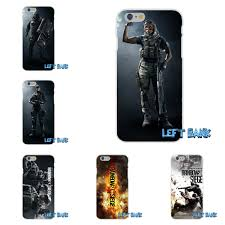 rainbow six siege characters silicon soft phone case for samsung