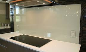 back painted glass kitchen backsplash backpainted glass softens a kitchen