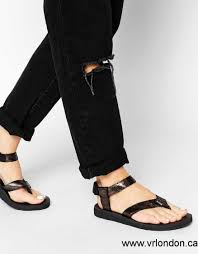 teva s boots canada teva 2017 shoes s teva orginal black leather metallic