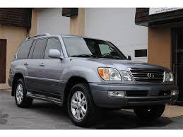lexus lx470 gas mileage 2005 lexus lx 470