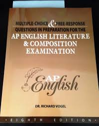 ap english literature free response sample essays multiple choice f ap englis dr richard vogel 9781934780183 f ap englis dr richard vogel 9781934780183 amazon com books
