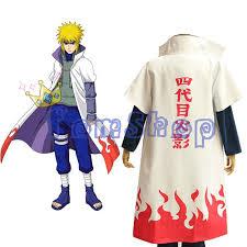 Naruto Costumes Halloween Buy Wholesale Naruto Hokage Costume China Naruto