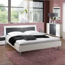 Schlafzimmerm El Zusammenstellen Schlafzimmer Novalis I Hochglanz Weiß Schwarz Designer