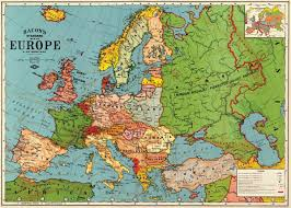 10 Revealing Maps Of Religion In Europe Churchpop by Map Of The Europe Tourist Map Of Washington Dc