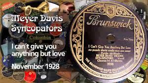 meyer davis swanee syncopators