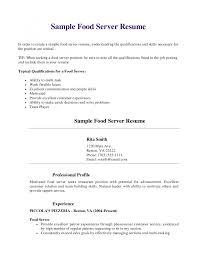cover letter bartender resume objective examples bartender resume