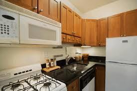 storage kitchen ideas storage in kitchen polished wooden countertop brown granite
