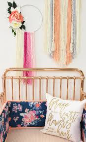 Diy Boho Home Decor Diy A Modern Spin On The Dreamcatcher Trend Project Nursery