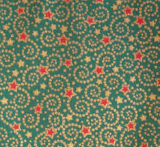 christmas pattern red green clearance bunting 0203 christmas stripes red green gold on