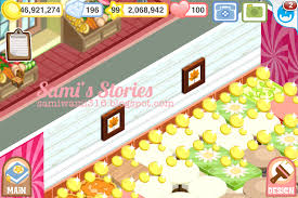 sami s stories thanksgiving goals for bakery story starting items