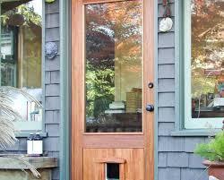 Exterior Pet Door Best Exterior Cat Door Exterior Doors Ideas