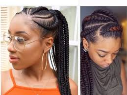 black preteen hair teenagers these braided hairstyles are for you youtube
