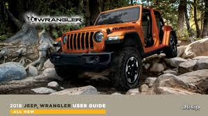 car jeep wrangler leaked the 2018 jeep wrangler u0027s owner u0027s manual is here autoweek