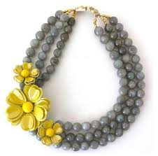 yellow necklace images How could i make this necklace jpg
