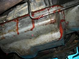 ford f150 f250 transmission leaks what causes ford trucks