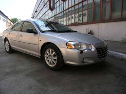 used 2006 chrysler sebring photos 2700cc gasoline ff
