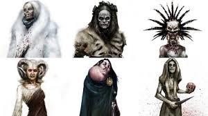 Hansel Halloween Costume Grotesque Witch Concept Art Hansel U0026 Gretel