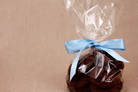 gift plastic wrap 3 ways to wrap cookies gift co