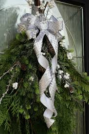 diy swag wreath clean and scentsible