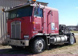 kenworth cabover trucks 1986 kenworth coe k100e semi truck item 7369 sold decem