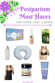10 Must Home Essentials The by Must Postpartum Essentials For Those 6 Weeks Just A