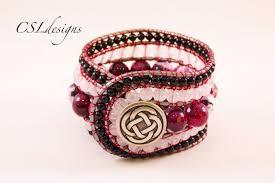 wrap cuff bracelet images 5 row wrap around bracelet jpg