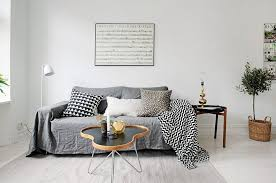 Scandinavian Apartment Makes Clever Use Of Small Space - Scandinavian home design