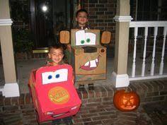 Tow Mater Halloween Costume Horton Hears Crazy Hair Hair U0027