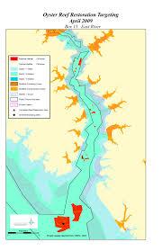 Eastern Shore Virginia Map by Virginia Institute Of Marine Science Box 15 East River