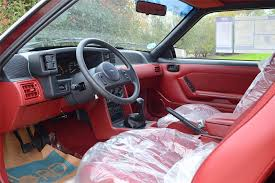 Sem Interior Dye How To Restore A Fox Body Mustang Interior Foxstang Com