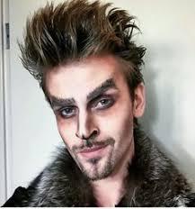 werewolf makeup tutorial male image result for werewolf halloween makeup men halloween