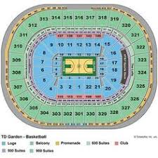 Td Garden Layout Two Tickets Boston Celtics Vs Cleveland Cavaliers 3 1 17
