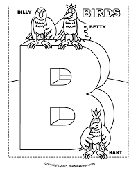birds free coloring pages kids printable