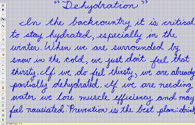 printable cursive script practice sheet i love doing my homework
