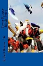 buy power ranger jungle force volume 1 power rangers book