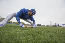 blue jays u0027 jose bautista happy to see teammates who don u0027t like