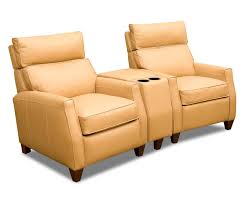 Theater Sofa Recliner American Made Home Theater Seating Leather Recliners