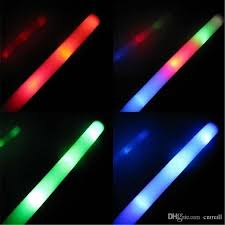 shop other led lighting online led foam sticks foam glow stick