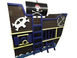 Pirate Ship Bunk Bed Ship Bunk Bed Plans Intersafe