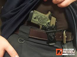 Most Comfortable Concealed Holster Patriot Concealment Annihilation Iwb Holster U2014 Firearms Insider