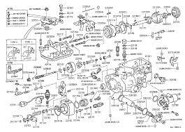 toyota dyna 100lh80l mdpw tool engine fuel injection pump body